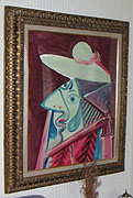 Picasso: Picador, 1970 - Painting